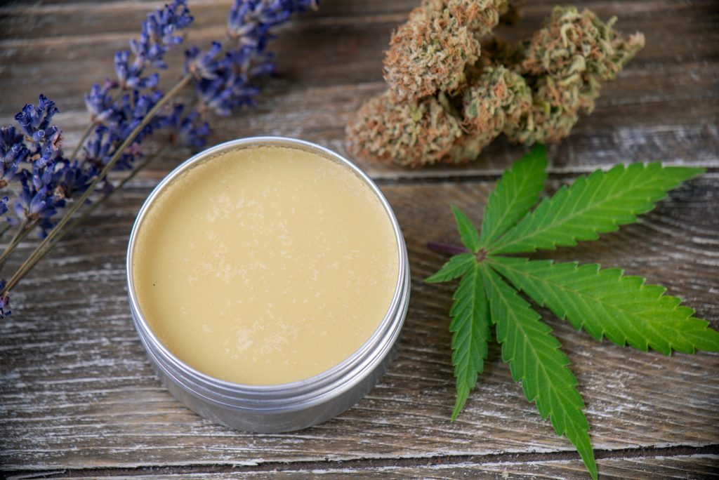 hemp topical products
